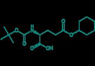 Boc-Glu(OcHex)-OH, 95%