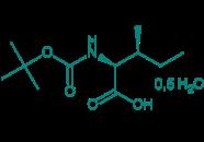 Boc-Ile-OH · 0,5H2O, 95%