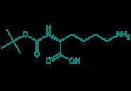 Boc-Lys-OH, 98%